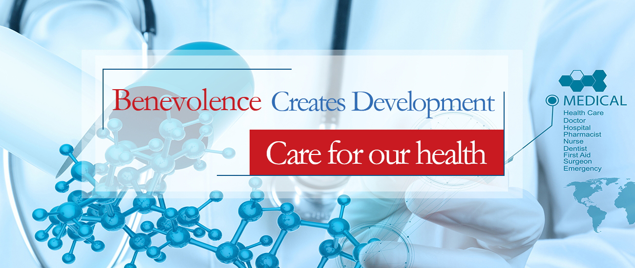 Benevolence Creates Development And Cares For Our Health